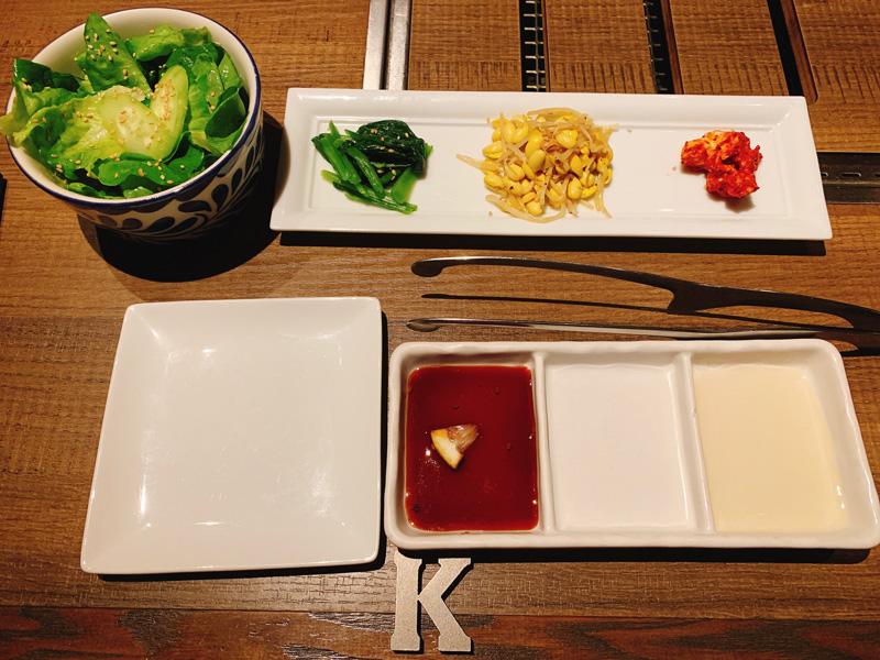神楽坂焼肉kintan(きんたん)個室ディナーメニューを一休で予約02