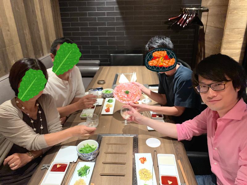 神楽坂焼肉kintan(きんたん)個室ディナーメニューを一休で予約03