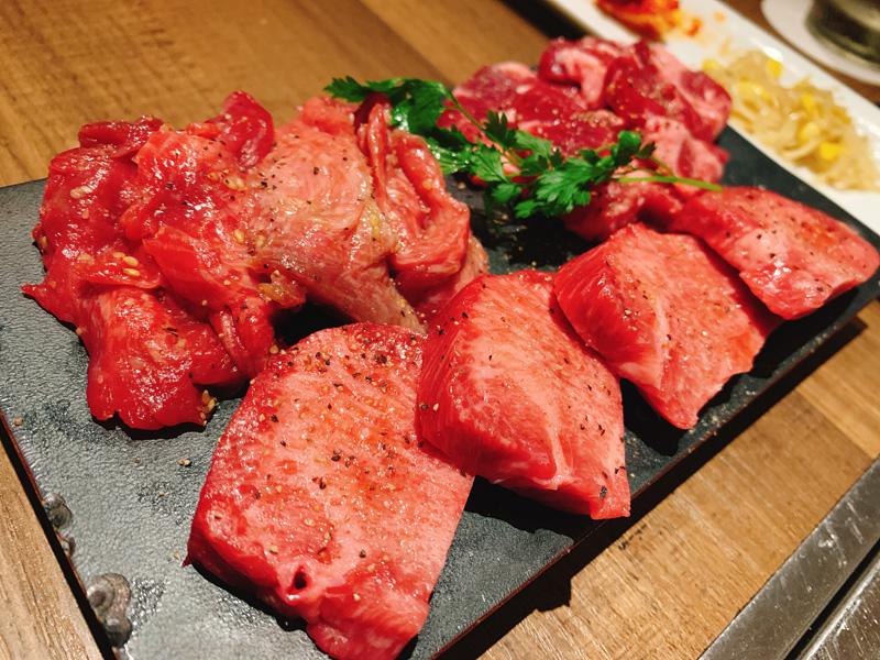 神楽坂焼肉kintan(きんたん)個室ディナーメニューを一休で予約画像04