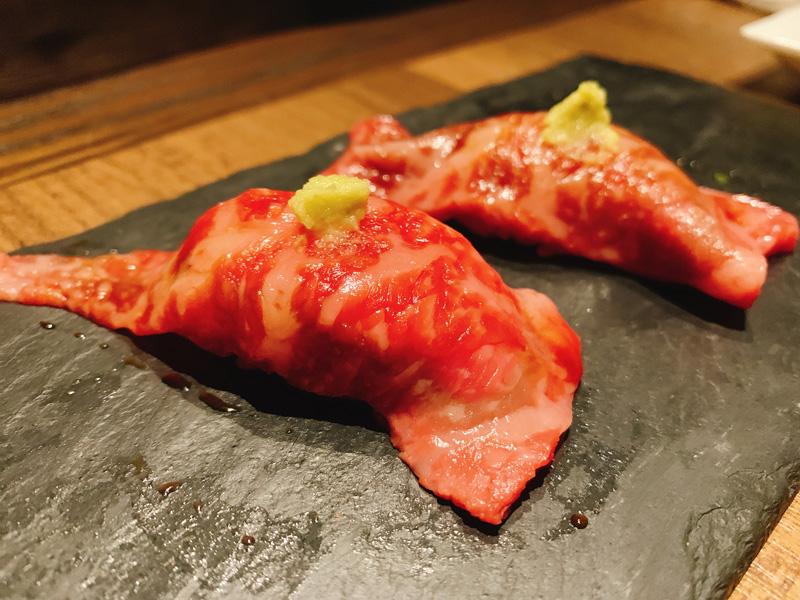神楽坂焼肉kintan(きんたん)個室ディナーメニューを一休で予約05