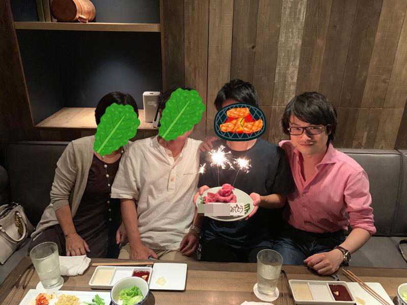 神楽坂焼肉kintan(きんたん)個室ディナーメニューを一休で予約06