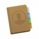 Macの連絡先(アドレス帳)をバックアップして保存する方法